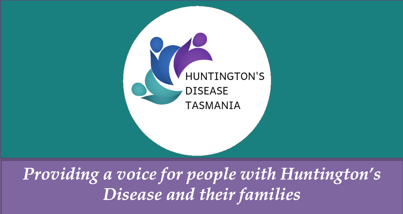 Huntington's Tasmania Newsletter