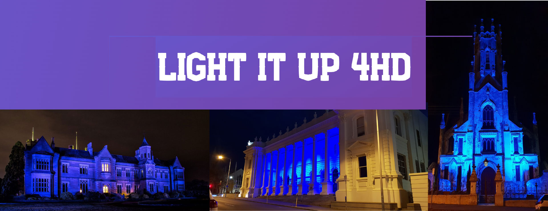 Light It Up 4 Huntington's Disease